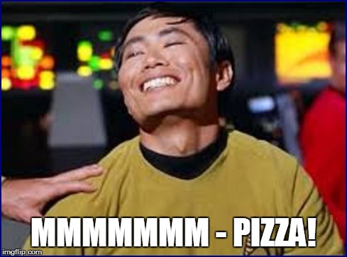 MMMMMMM - PIZZA! | made w/ Imgflip meme maker