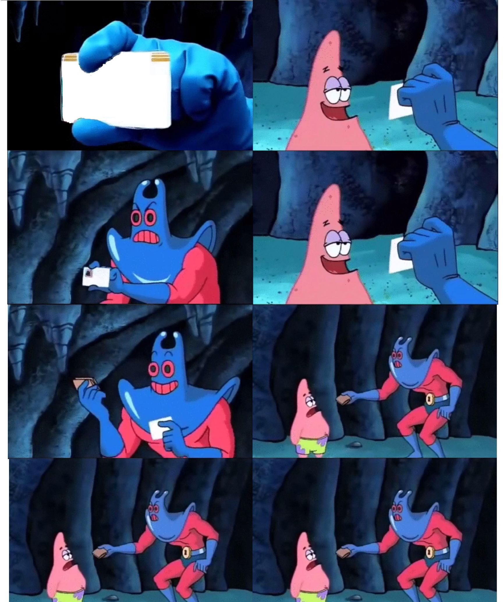 """patrick"" Meme Templates - Imgflip"