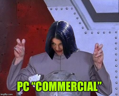 "Dr Evil Mima | PC ""COMMERCIAL"" 