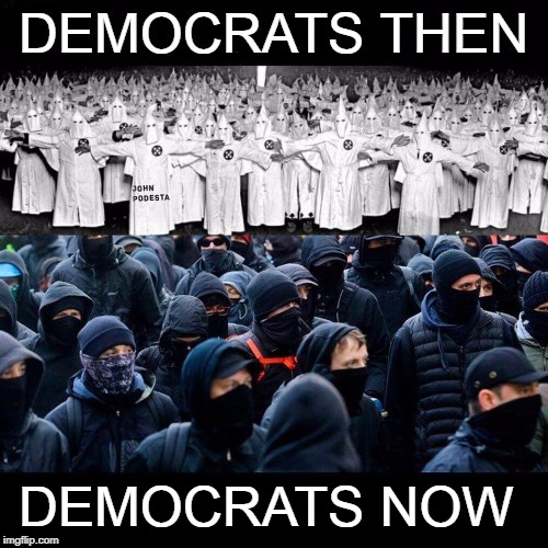 DEMOCRATS NOW | made w/ Imgflip meme maker