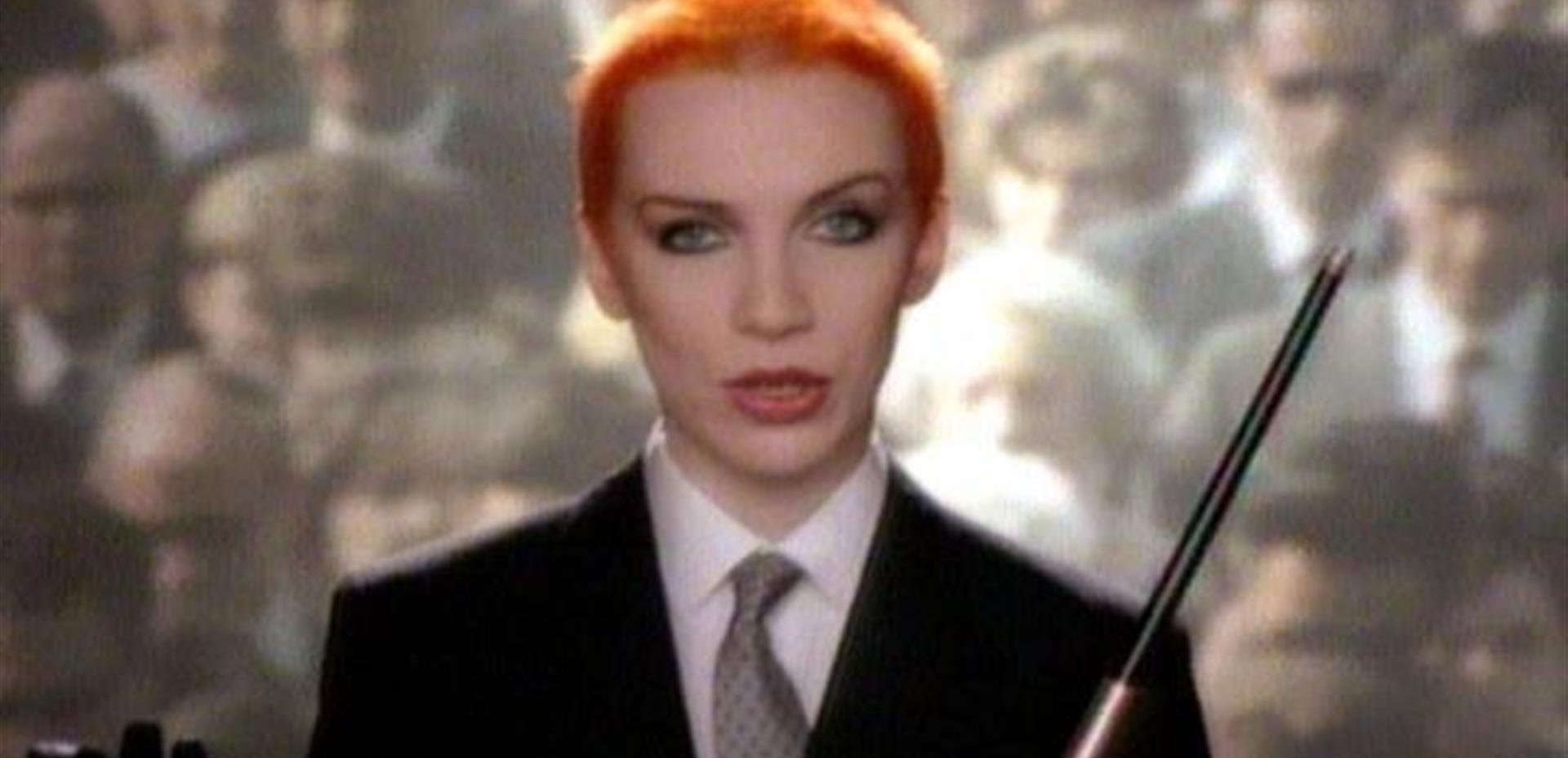 High Quality eurythmics Blank Meme Template