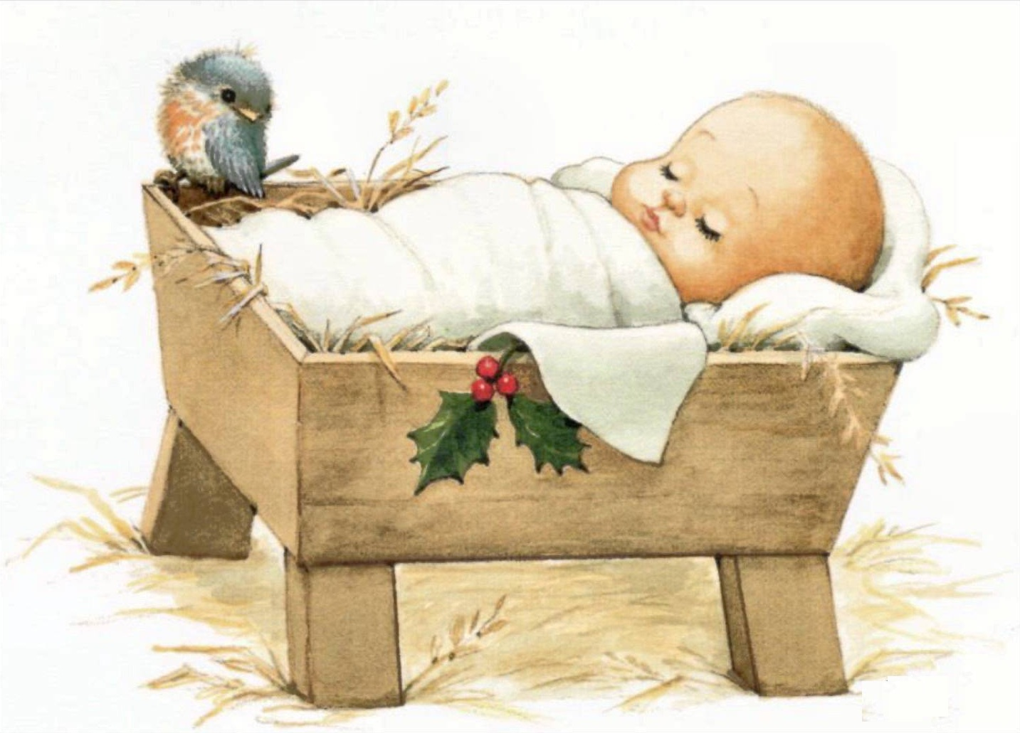 baby jesus in the manger blank template imgflip