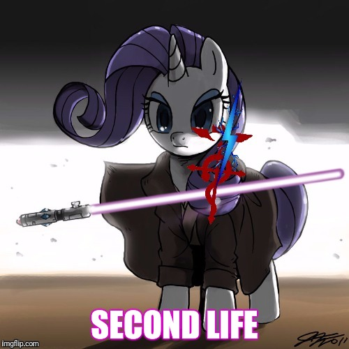 SECOND LIFE | made w/ Imgflip meme maker