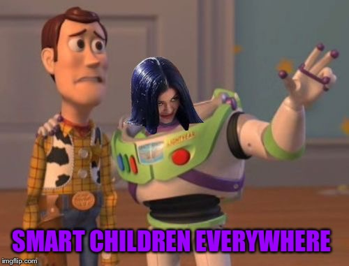 Mima everywhere | SMART CHILDREN EVERYWHERE | image tagged in mima everywhere | made w/ Imgflip meme maker