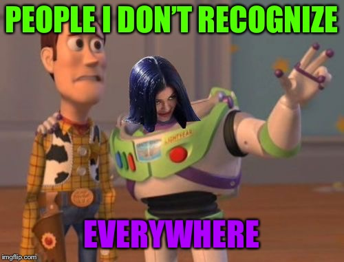 Mima everywhere | PEOPLE I DON'T RECOGNIZE EVERYWHERE | image tagged in mima everywhere | made w/ Imgflip meme maker