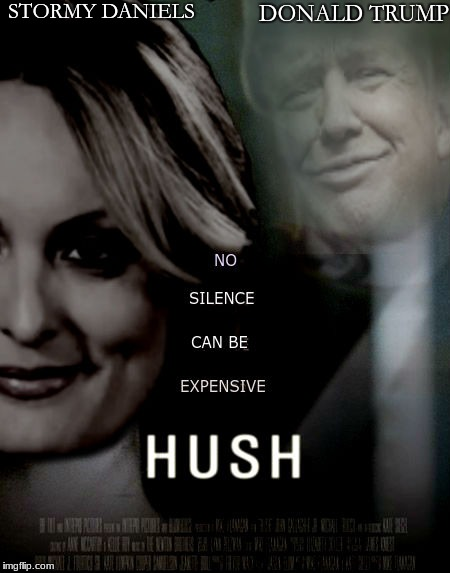 Sorry no refunds... | STORMY DANIELS DONALD TRUMP | image tagged in movie poster,donald trump,stormy daniels,refund | made w/ Imgflip meme maker