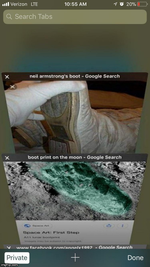 "Neil ""bigfoot"" Amrstrong 