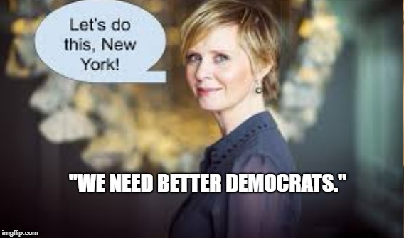 "Progressive Values | ""WE NEED BETTER DEMOCRATS."" 