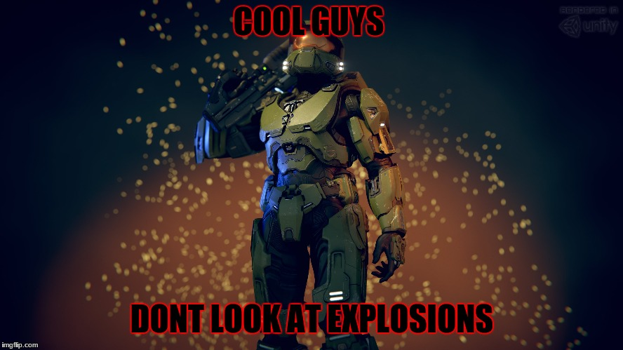 Cool Guys Dont Look At Explosions | COOL GUYS DONT LOOK AT EXPLOSIONS | image tagged in memes,cool guy | made w/ Imgflip meme maker