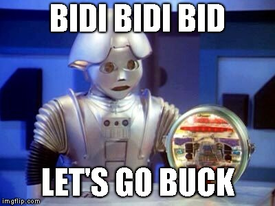 Tweekie | BIDI BIDI BID LET'S GO BUCK | image tagged in tweekie | made w/ Imgflip meme maker