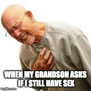 Do old people still have sex