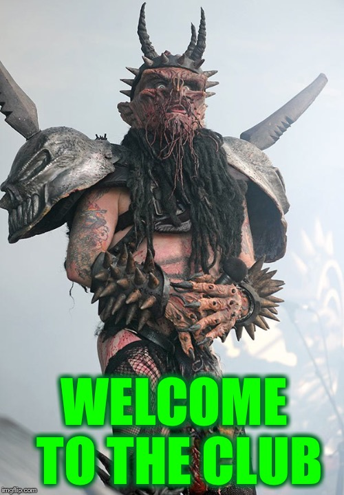 WELCOME TO THE CLUB | made w/ Imgflip meme maker