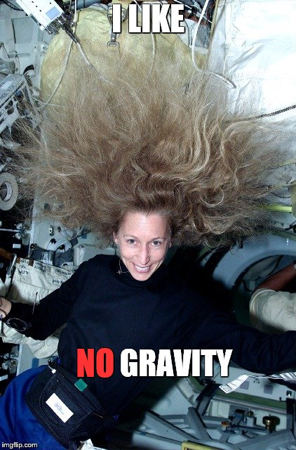 I LIKE NO GRAVITY | made w/ Imgflip meme maker