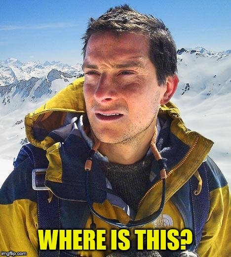WHERE IS THIS? | made w/ Imgflip meme maker