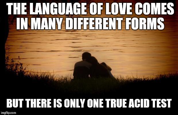 Love maker test