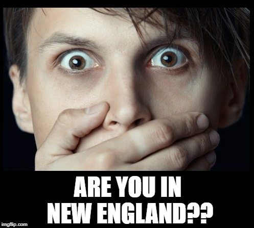 oh my | ARE YOU IN NEW ENGLAND?? | image tagged in oh my | made w/ Imgflip meme maker