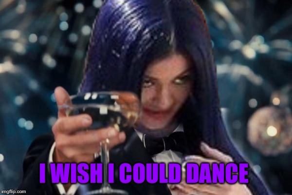 Kylie Cheers | I WISH I COULD DANCE | image tagged in kylie cheers | made w/ Imgflip meme maker