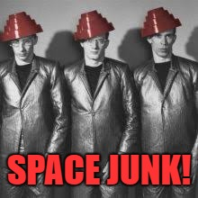 SPACE JUNK! | made w/ Imgflip meme maker