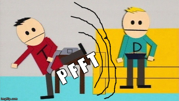 Animated TV show | P F F T | image tagged in memes | made w/ Imgflip meme maker