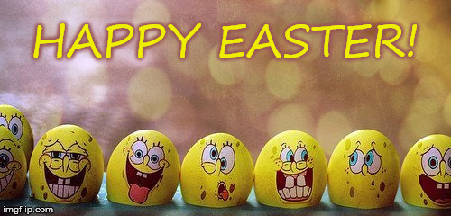 HAPPY EASTER! | made w/ Imgflip meme maker
