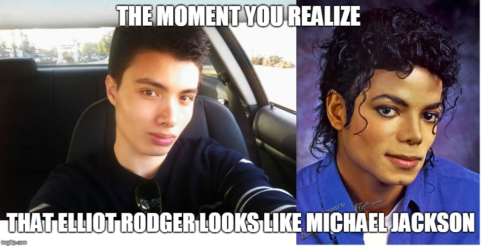 "Can you say ""dead-on match""? (No pun intended and no disrespect intended to the late King of Pop or the late Supreme Gentleman.) 