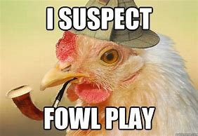 Chicken Week! A JBmemegeek & giveuahint Event April 2-8 | image tagged in chicken,detective,investigator,chicken week | made w/ Imgflip meme maker