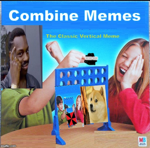 Division by one does not doge | Combine Memes The Classic Vertical Meme MEME ORB | made w/ Imgflip meme maker