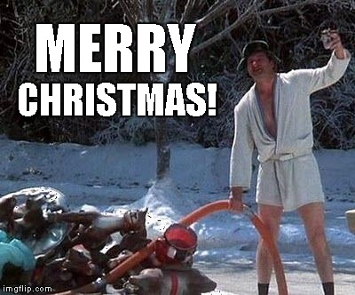 Christmas Vacation Meme.Christmas Vacation Merry Christmas From Cousin Eddie Imgflip