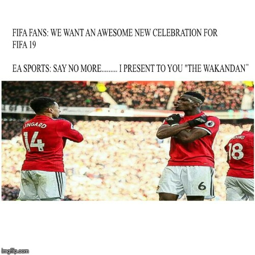 image tagged in fifa,naija,nigerian prince,manchester united,africa,black panther | made w/ Imgflip meme maker