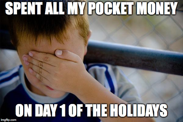 pocket money meme