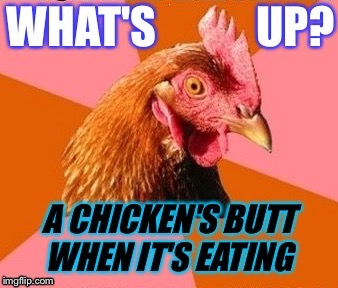Chicken Week, April 2-8, a JBmemegeek & giveuahint event! | I | image tagged in chicken week,anti joke chicken,food,funny,memes,imgflip humor | made w/ Imgflip meme maker