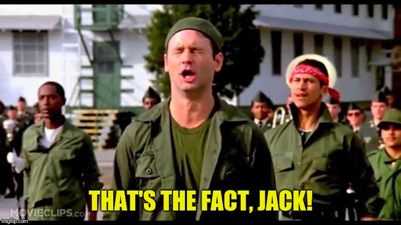 THAT'S THE FACT, JACK! | made w/ Imgflip meme maker