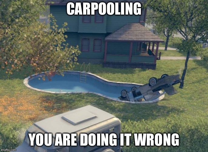 "I was playing ""mafia II"" when a this happened 