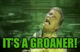 IT'S A GROANER! | made w/ Imgflip meme maker