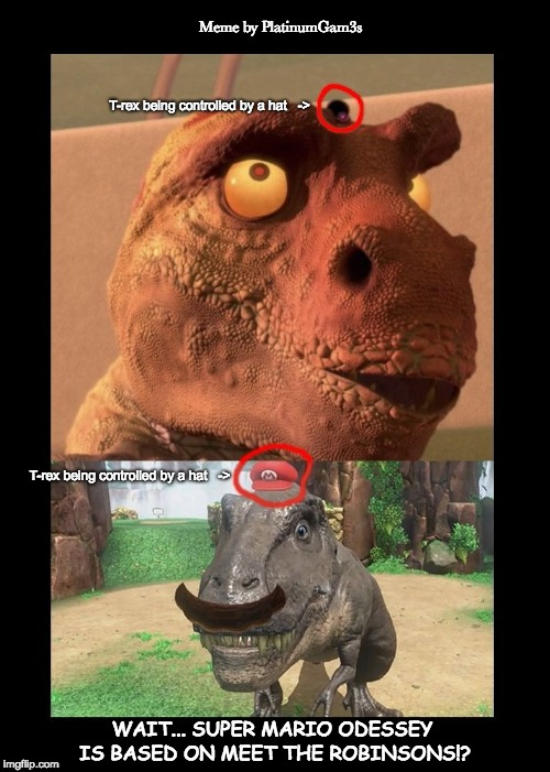 meet the robinsons rex memes images
