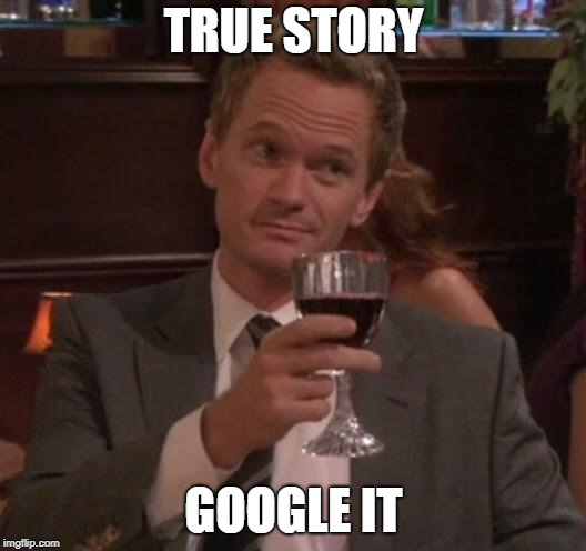 TRUE STORY GOOGLE IT | made w/ Imgflip meme maker