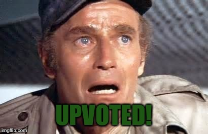 UPVOTED! | made w/ Imgflip meme maker