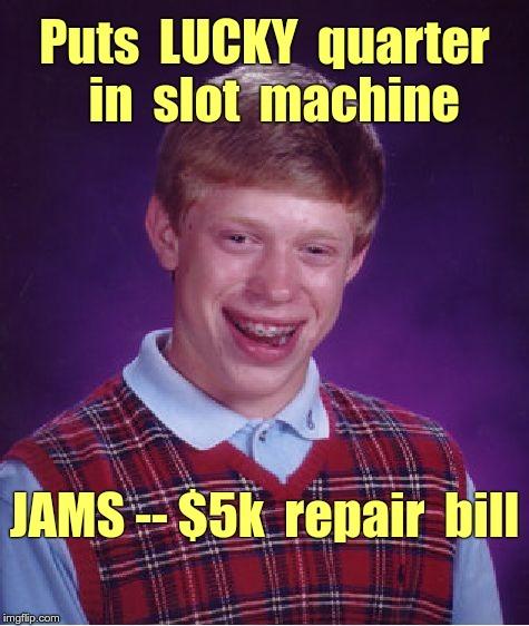 Slot Machine Meme