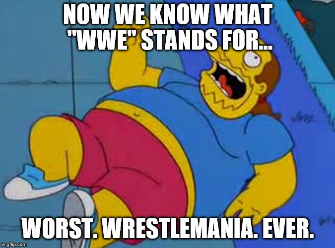 "What does ""WWE"" stand for? 
