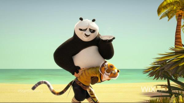 A hello to creative kung fu panda invitations | free invitation.