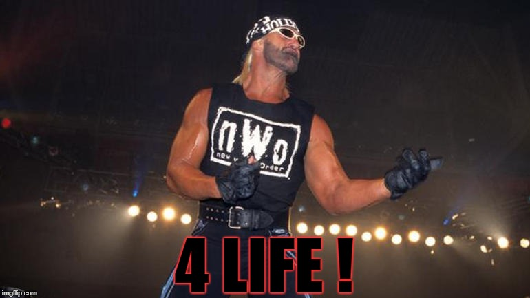 4 LIFE ! | made w/ Imgflip meme maker