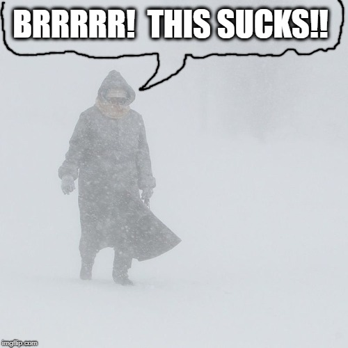 In honor of DashHopes Week, a W_w event | BRRRRR!  THIS SUCKS!! | image tagged in dashhopes,canada,norm | made w/ Imgflip meme maker