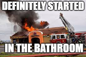 When You Eat Taco Bell For Breakfast  | DEFINITELY STARTED IN THE BATHROOM | image tagged in joeysworldtour,taco bell,memes,funny memes,that moment when,tacos | made w/ Imgflip meme maker