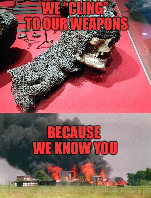 "Serve And Protect | WE ""CLING"" TO OUR WEAPONS BECAUSE WE KNOW YOU 