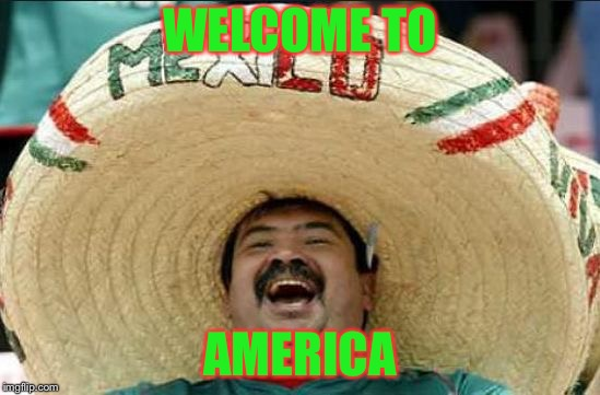 WELCOME TO AMERICA | made w/ Imgflip meme maker