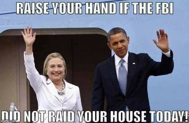Haters gonna hate | image tagged in hillary clinton,obama | made w/ Imgflip meme maker