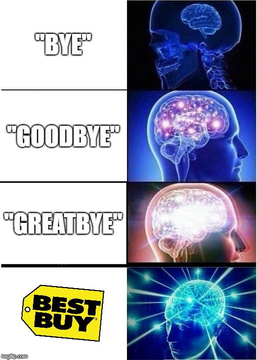 "cya | ""BYE"" ""GOODBYE"" ""GREATBYE"" 