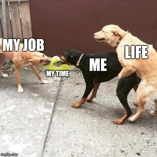 This Is My Life | MY JOB MY TIME ME LIFE | image tagged in this is my life | made w/ Imgflip meme maker