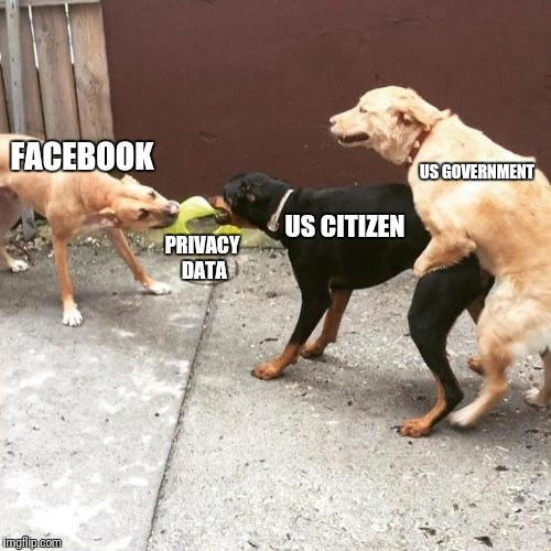 This Is My Life | FACEBOOK PRIVACY DATA US CITIZEN US GOVERNMENT | image tagged in this is my life | made w/ Imgflip meme maker