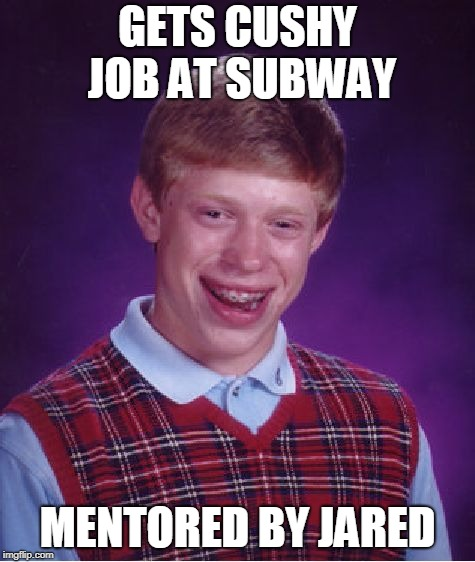 "Jared's ""special friend"" 